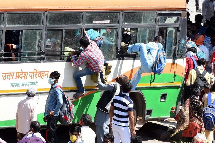 Migrant Workers,  Migrant Workers India, Migrant Workers Return, Migrant Workers COVID-19, Migrant Workers Crisis