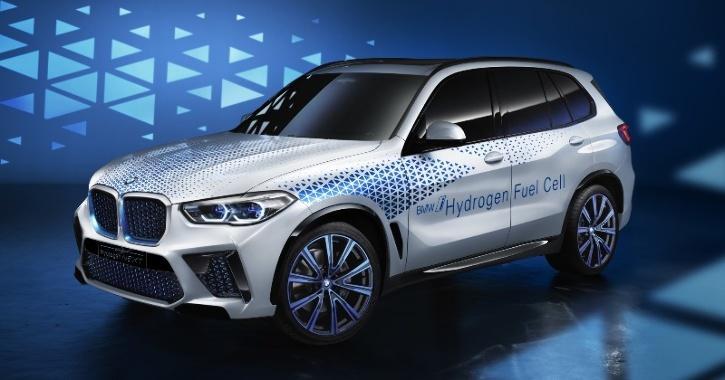 BMW i Hydrogen Next Concept Powertrain