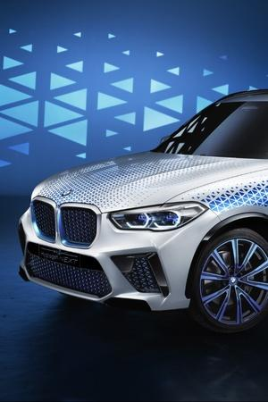 BMW i Hydrogen Next Concept Powertrain