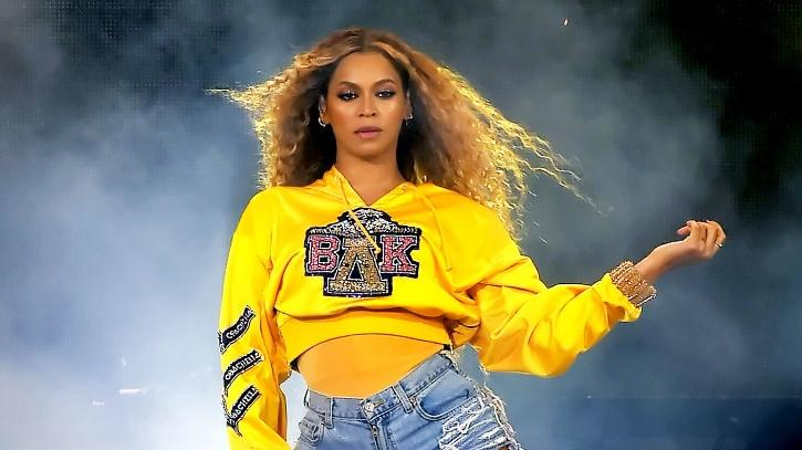 Beyonce: celebrities who have weird things named after them.