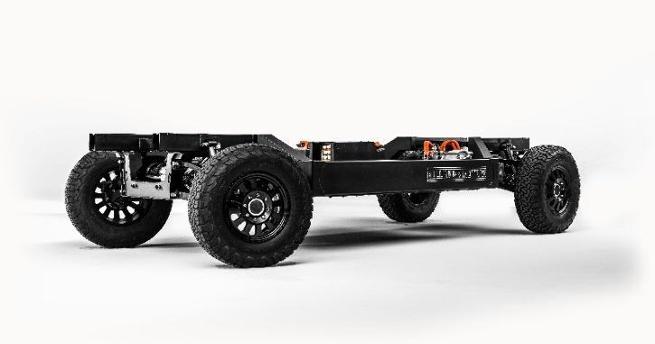 Bollinger Motors E-Chassis