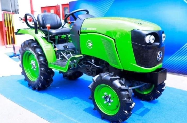Electric Tractor