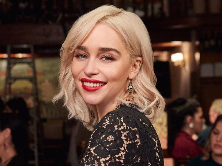 Emilia Clarke Werbung