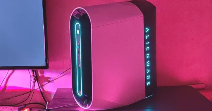 A Day With The Alienware Aurora R9 Reminded Me How Much I Missed Gaming