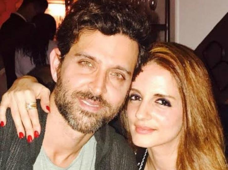 Hrithik Roshan & Sussanne Khan Move In Together Temporarily To Co-Parent Their Sons During Lockdown