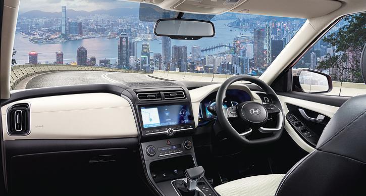 Hyundai Creta 2020 Interiors