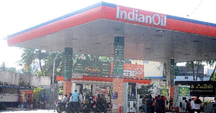 Indian Oil Fuel Station