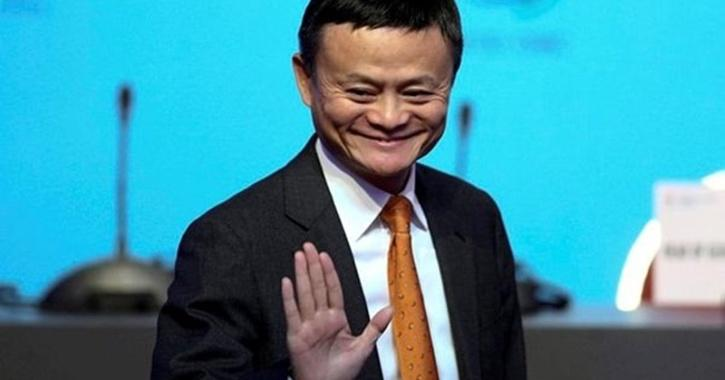 Jack Ma Alibaba Richest Chinese Person