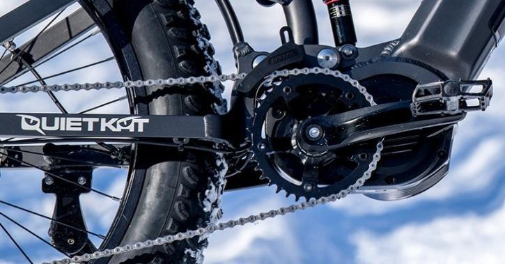 Jeep Electric Mountain Bike Motor