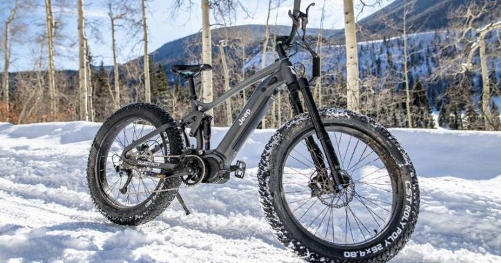 Jeep Electric Bike