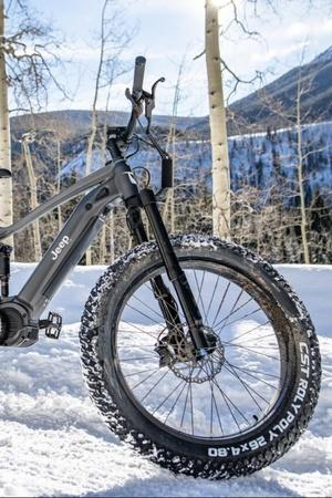 Jeep Electric Mountain Bike