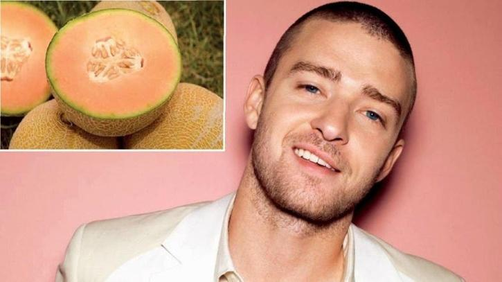 Justin Timberlake: celebrities who have weird things named after them