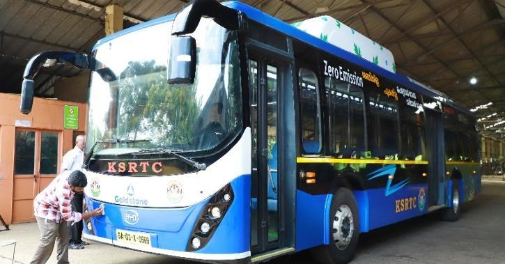 Karnataka Electric Bus