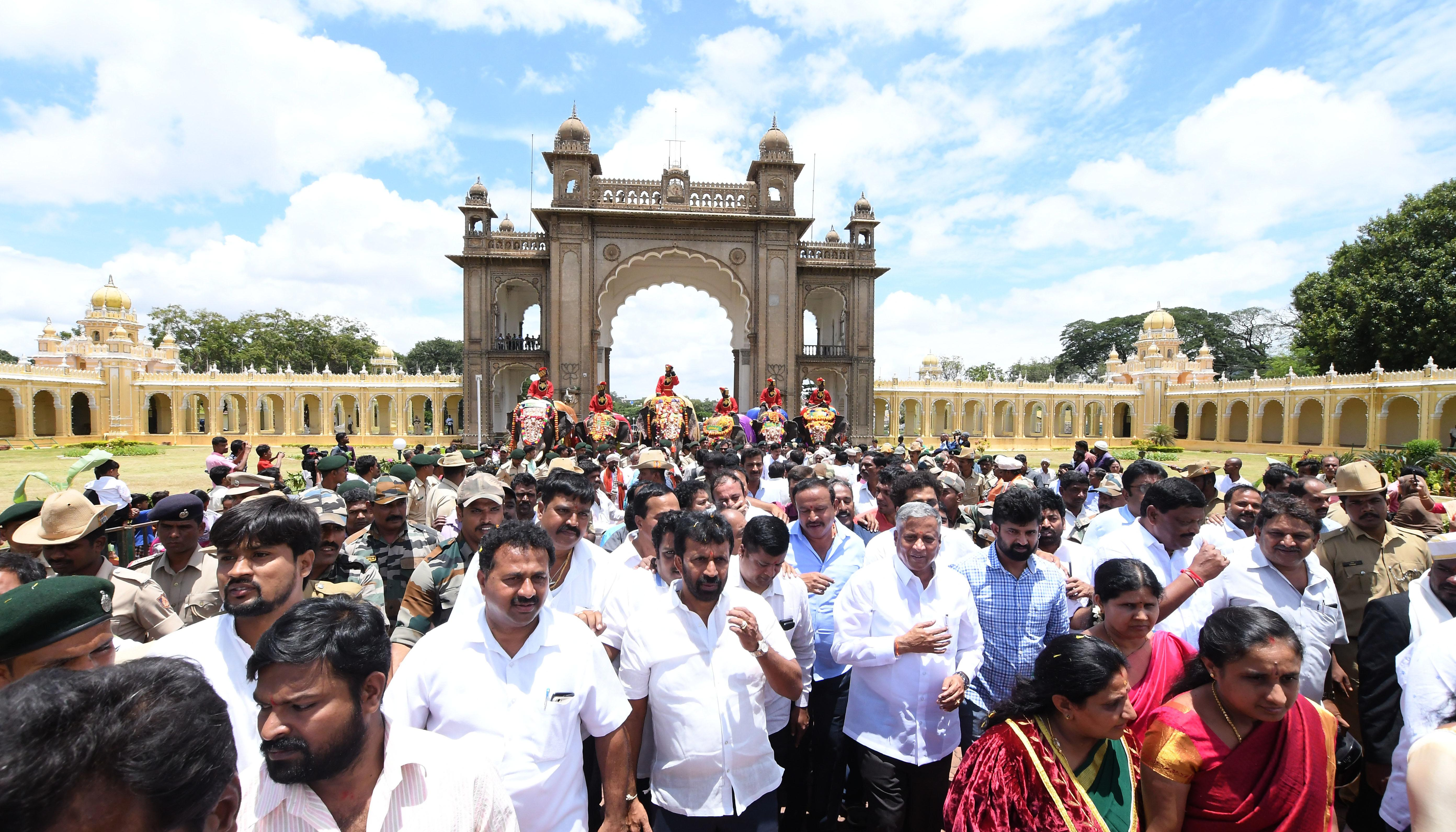 Mysore Palace Mysore