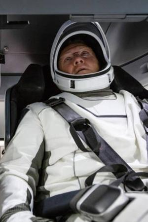 NASA SpaceX Manned Mission
