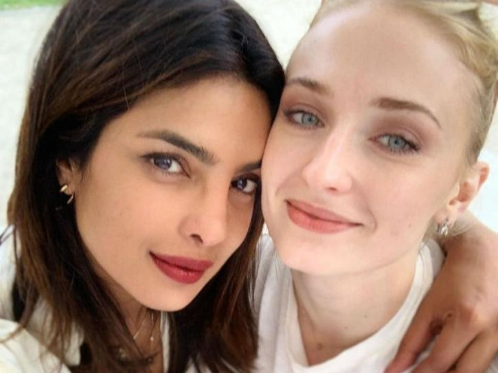 Sophie Turner Is Starstruck By Priyanka Chopra, Says