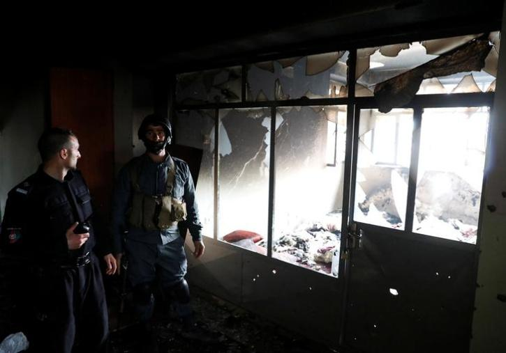 Gunman Attacks Gurdwara In Kabul