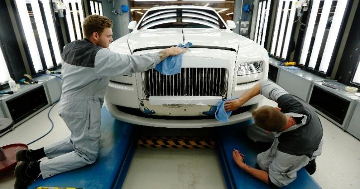 Rolls Royce Engineering