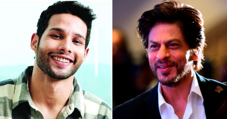 Siddhant Chaturvedi Is Such A Big Fan Of SRK That As A Kid He Would Buy Everything He Endorsed!