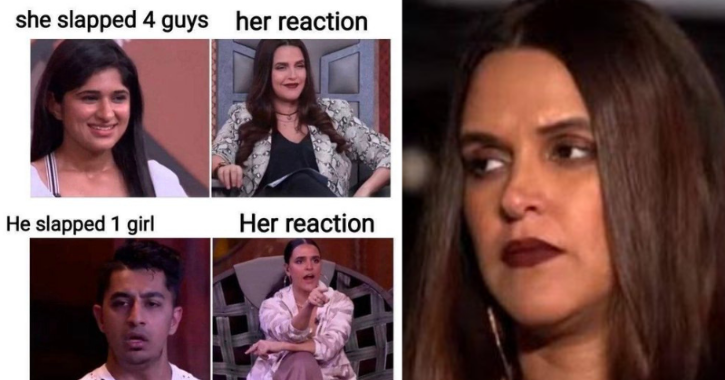 Neha Dhupia Defends A Girl Who Cheated On A Man With 5 Boyfriends, Gets Called