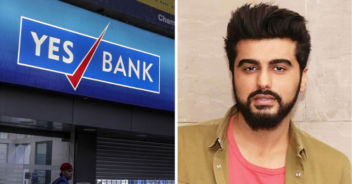KRK Thinks Yes Bank Sank Because Of Arjun Kapoor & His Crazy Theory Will Leave You In Sticthes!