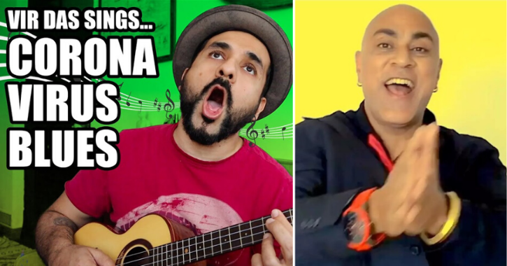 Stuck At Home With Corona Blues? Here Are 9 Peppy Informative & Entertaining Songs For You
