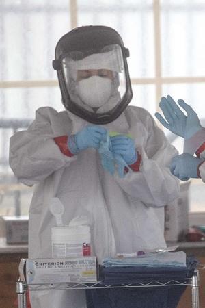 coronavirus test kit Delhi
