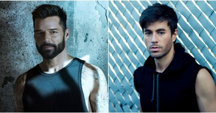 Enrique & Ricky Martin Announce Joint 2020 Tour & Our Childhood Memories Are Making Us Nostalgic