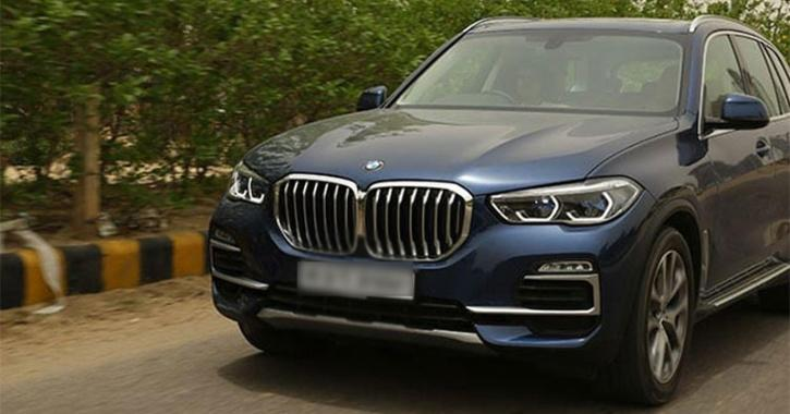 Noida Man Driving BMW Stops To Urinate, Thieves Flee With Car