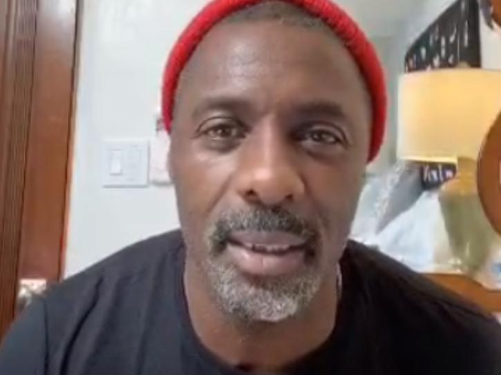 Idris Elba Busts
