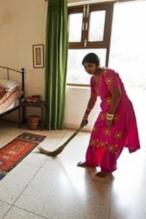 domestic help maid