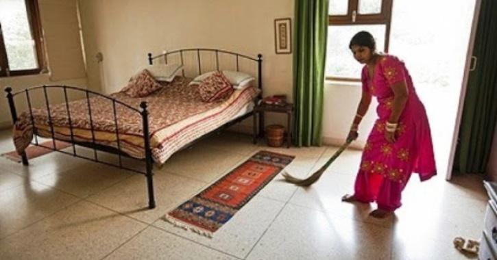 domestic help maid