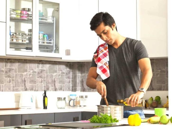 men housework