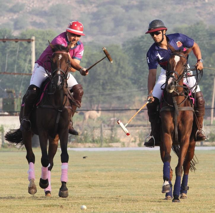 Randeep Hooda polo player