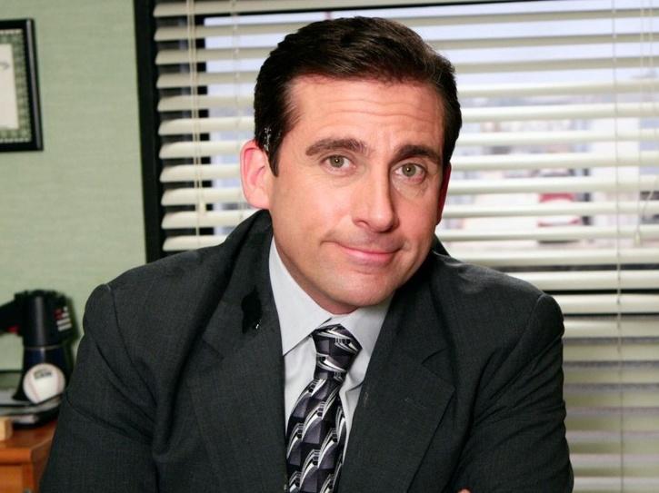Steve Carell The Office.
