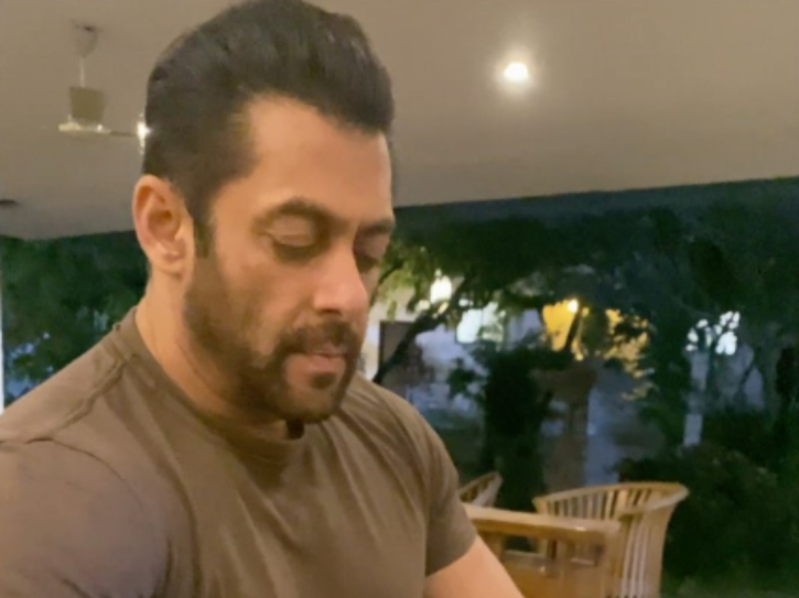 Sketching During Self-Quarantine! How Salman Khan Is Spending Time While Being Trapped At Home
