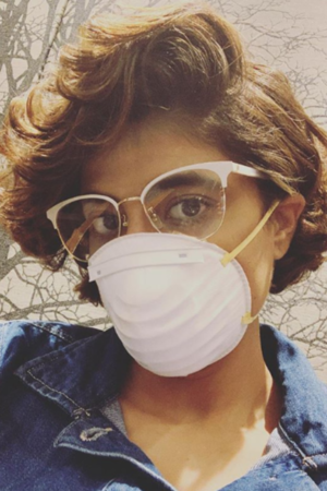 Celebrities Take Coronavirus Precautions! Prabhas & Tahira Kashyap Spotted Wearing Masks
