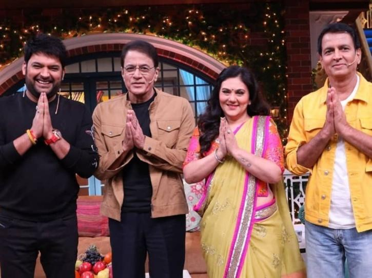As Ramayan Turns 33, Original Cast Reunites On The Kapil Sharma Show & It