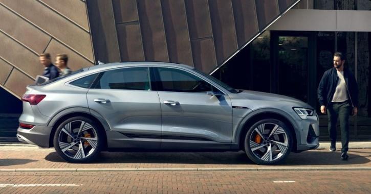 2020 Audi e-tron Sportback electric SUV