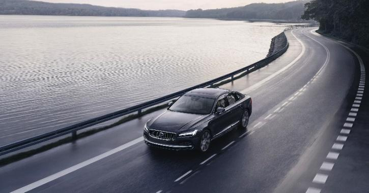 Volvo Speed Limit