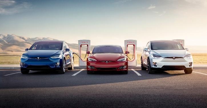 Tesla Hybrid Battery