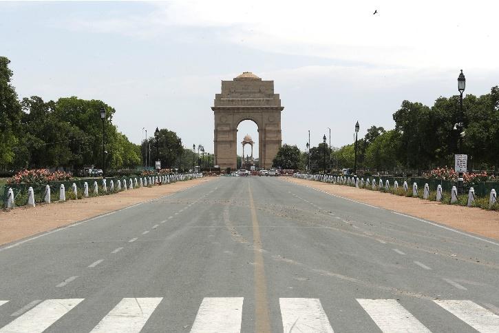 Delhi Lockdown made the AQI good
