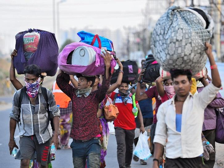 Who's Making Big Bucks Out of Stranded & Hungry Migrants