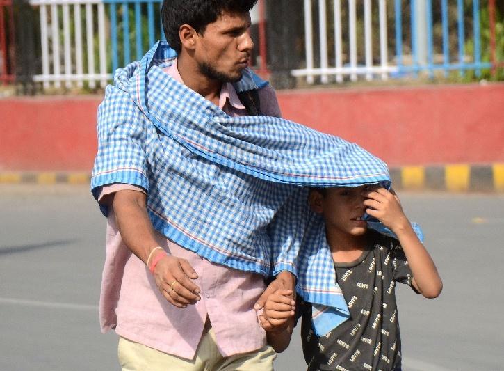 heat summer india