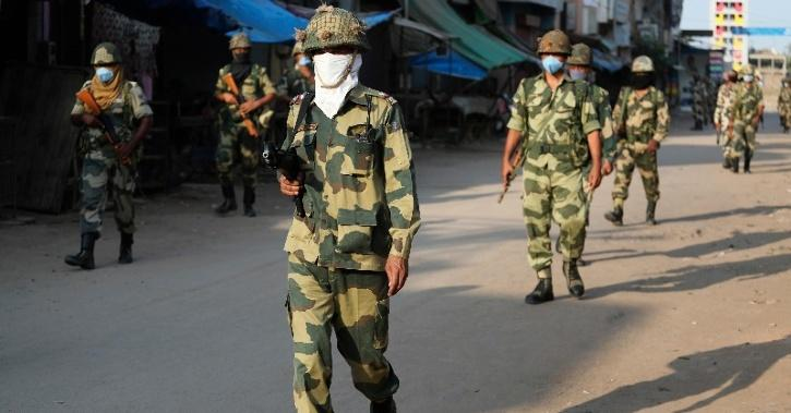 BSF army jawan