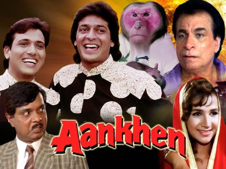 Aankhen: Underrated Bollywood/Hindi Movies From The