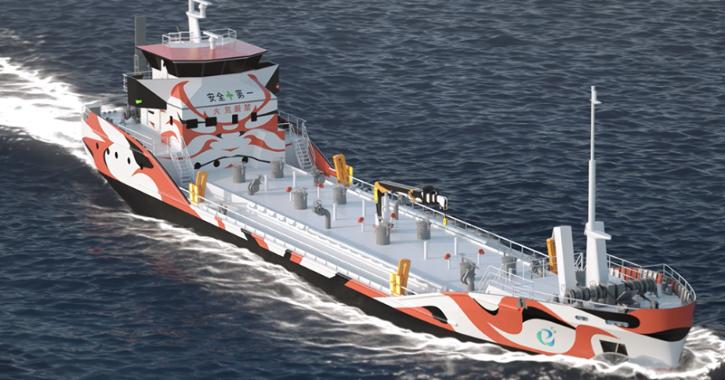Asahi Tanker Electric Vessels