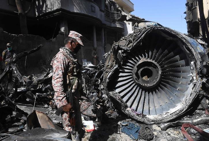 Investigators Find Rs 30 Million In Wreckage Of Crashed Pak Aircraft