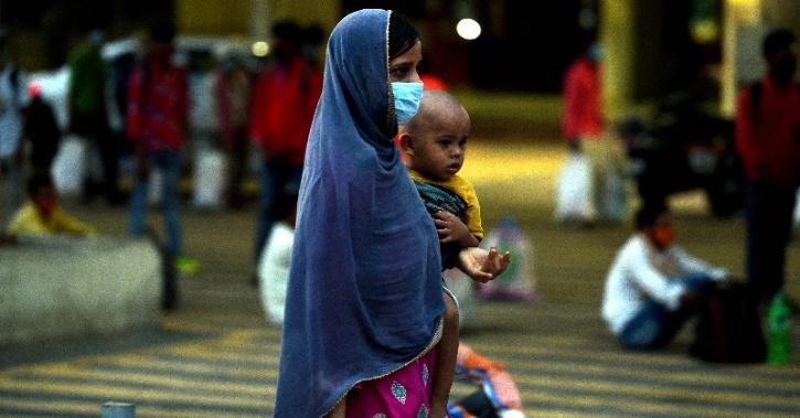 migrant worker baby