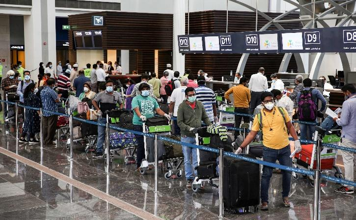 Airport, NRI, Vande Bharat, Air India